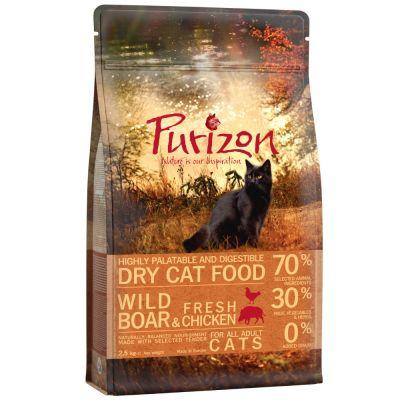 Purizon Adult para gatos - Pack mixto