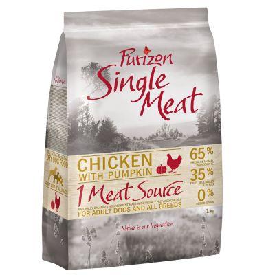 Purizon Single Meat poskusno pakiranje 2 x 1 kg