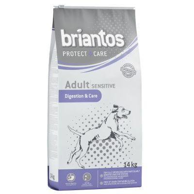 5 € Rabatt auf 14 kg Briantos Protect + Care
