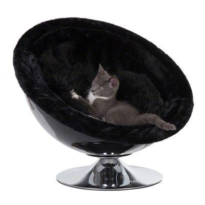 Retro Pet Nest Grey