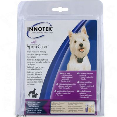 Ricarica per collare Innotek spray Multivet