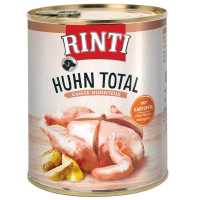 RINTI Huhn Total 6 x 825 g