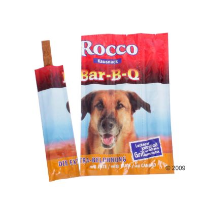 Rocco Bar-B-Q Sticks 3 x 4  bastoncini
