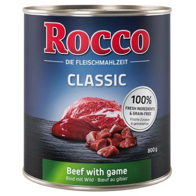 Rocco Classic 6 x 800 g