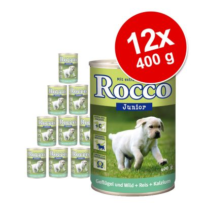 Rocco Junior 12 x 400 g