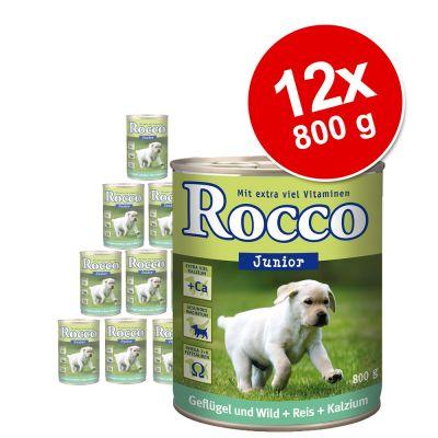 Rocco Junior 12 x 800 g