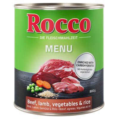 Rocco Menue 6 x 800 g