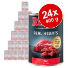 Rocco Real Hearts 24 x 400 g