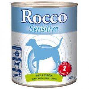 Rocco Sensitive 6 x 800 g