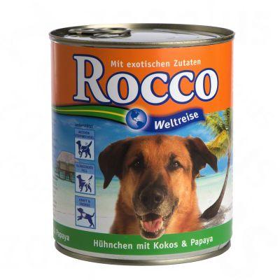 Rocco Wereldreis: Jamaica 6 x 800 g
