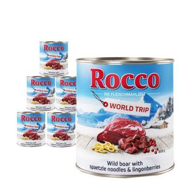 Rocco Wereldreis Oostenrijk