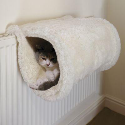 Rosewood Luxury Cat Tunnel - Cream
