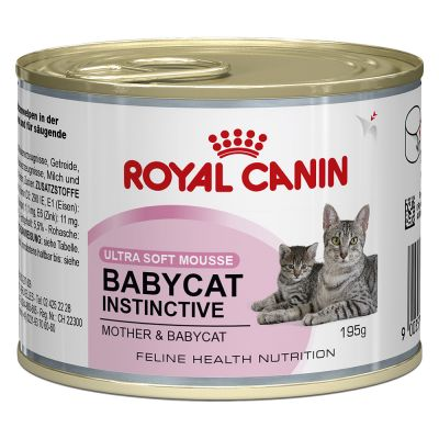 Royal Canin Babycat Instinctive Mousse Zooplus