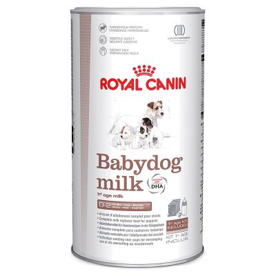 Royal Canin Babydog milk + 12  x 195 g Starter Mousse