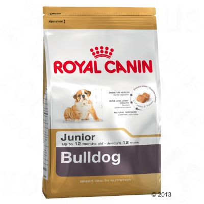 Royal Canin Breed Bulldog Junior