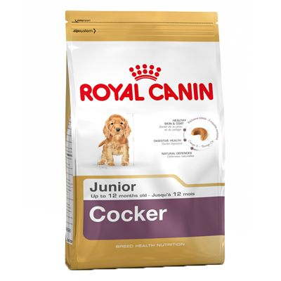 Royal Canin Breed Hondenvoer - Cocker Junior