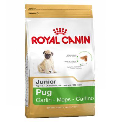 Royal Canin Breed Pug Junior