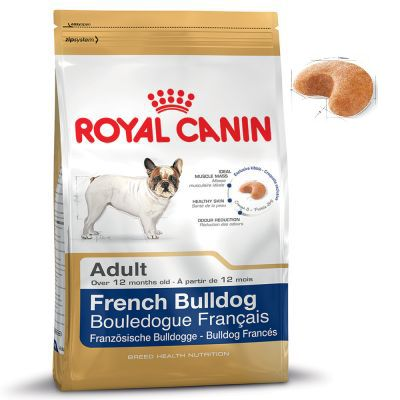 royal canin french bulldog adult buy now at zooplus. Black Bedroom Furniture Sets. Home Design Ideas