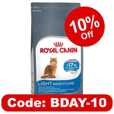 Royal Canin Light Weight Care Great Deals At Zooplus