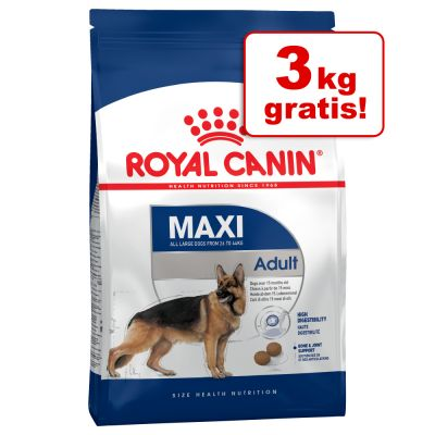 cibo secco per cani royal canin maxi adult zooplus. Black Bedroom Furniture Sets. Home Design Ideas