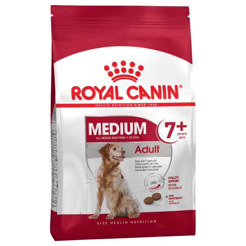 royal canin medium adult 7 hundefutter g nstig zooplus. Black Bedroom Furniture Sets. Home Design Ideas