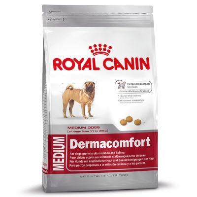 Royal Canin Medium Health Nutrition Dermacomfort