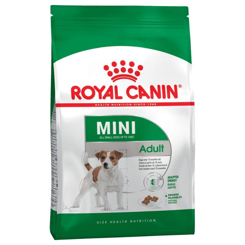 royal canin mini adult hundefutter g nstig bestellen zooplus. Black Bedroom Furniture Sets. Home Design Ideas