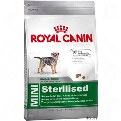 Royal Canin Mini Adult Sterilised Hondenvoer