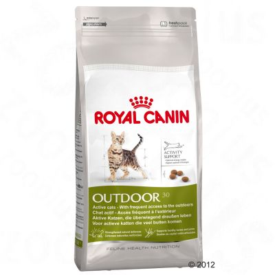 royal canin outdoor 30 croquettes pour chat zooplus. Black Bedroom Furniture Sets. Home Design Ideas