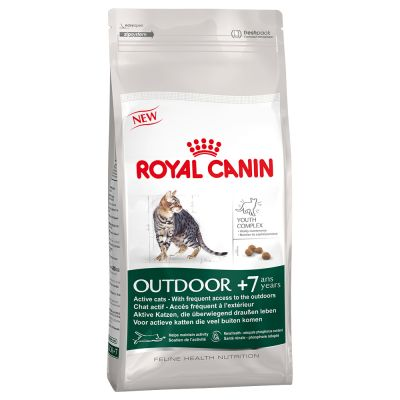 royal canin outdoor 7 croquettes pour chat zooplus. Black Bedroom Furniture Sets. Home Design Ideas