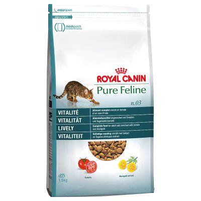 royal canin pure feline vitalit t g nstig bei zooplus. Black Bedroom Furniture Sets. Home Design Ideas