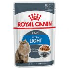 Royal Canin Ultra Light i saus