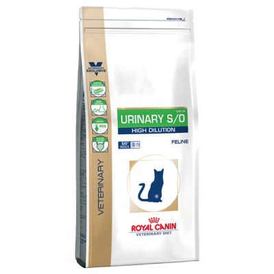 Royal Canin Urinary S/O High Dilution UHD 34 Veterinary Diet