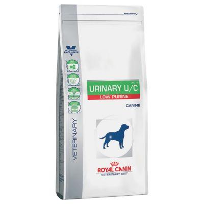 Royal Canin Urinary U/C low purine UUC 18 Veterinary Diet