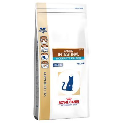 Royal Canin Verterinary Diet Feline Gastro Intestinal Moderate Calorie