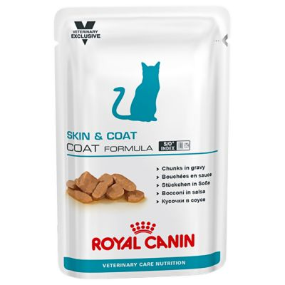 Royal Canin Vet Care Nutrition Cat - Adult Skin & Coat