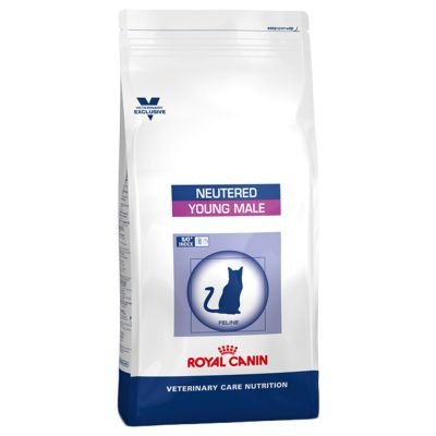 Royal Canin Vet Care Nutrition Cat - Neutered Young Male