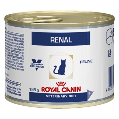 Royal Canin Renal Dog Food Tins