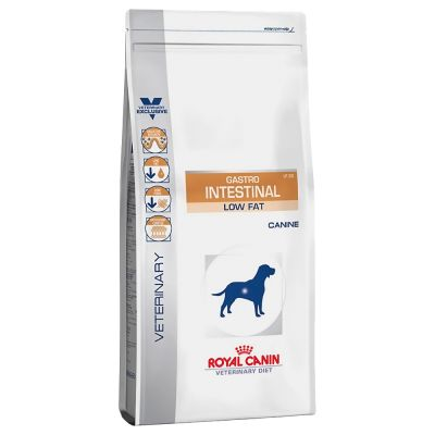 Royal Canin Veterinary Diet Gastro Intestinal Low Fat LF 22 pour chien