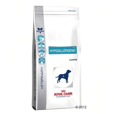 Royal Canin Veterinary Diet - Hypoallergenic DR21 Hondenvoer