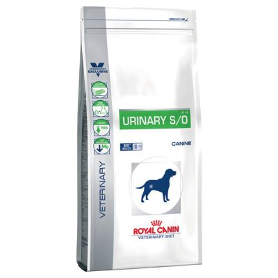 Royal Canin Veterinary Diet Urinary S/O LP 18 pour chien