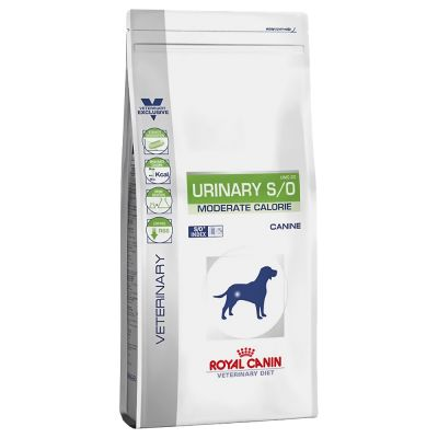 Royal Canin Veterinary Diet - Urinary S/O Moderate Calorie Hondenvoer