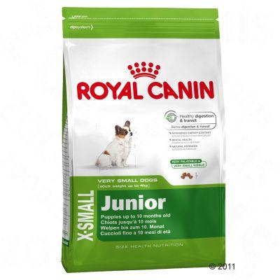 Royal Canin X-Small Junior Hondenvoer