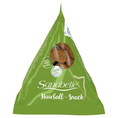 Sanabelle Hairball Snack nel Tetraedro