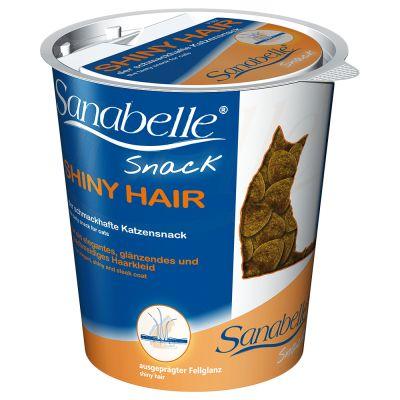Sanabelle Shiny Hair Snack