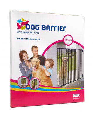 Saving Dog Barrier Outdoor