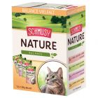 Schmusy Nature Balance Pouches Mixed Trial Pack 12 x 100g