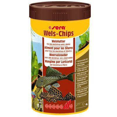 Sera Wels-Chips Chipsfutter