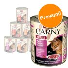 Set prova! Animonda Carny Adult 6 x 800 g