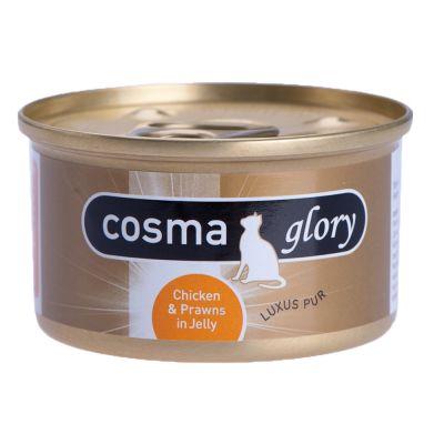 Set prova Cosma Glory in gelatina